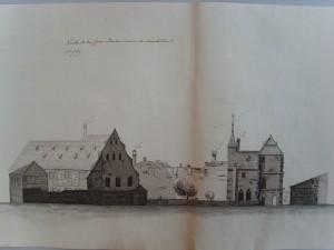 Cour brûlée avant 1769 (AA 2090)