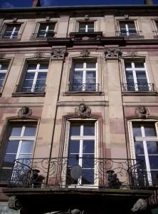V 21 maison Gallay, rue du Dôme