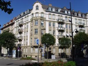 Anvers n° 31, vue generale, rue beethoven à gauche