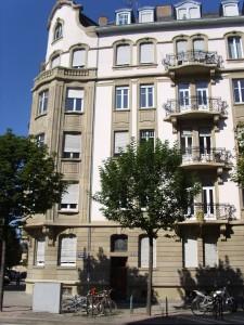 Anvers n° 3, vue generale, angle vu du bd d\'Anvers