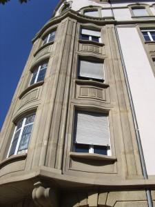 Anvers n° 31, oriel