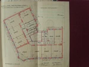 Plan des étages (Anvers n° 31)
