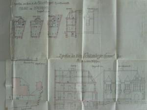 Plan général, allée de la Robertsau 76, 1897