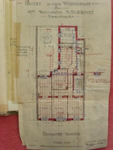 Stimmer 5, plan des étages
