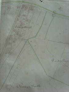 Ratzendoerfel, section G, 5° feuille (détail)