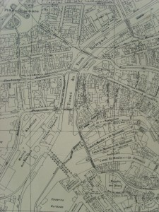Plan de Strasbourg, 1920, Saint-Pierre-le-Vieux