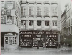 Grandes Arcades 91 – Ulmer