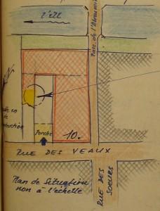 Veaux 10 schéma 1957