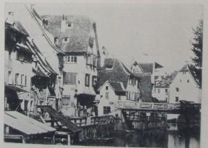 Pont du Brochet (vers 1869)