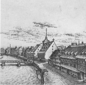 Arnhardt, quai Saint-Nicolas, XVII°