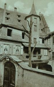 Pucelles n° 8, photo Hartmann vers 1911 (B.N.U. Strasbourg)