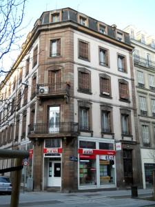 Faubourg de Pierres 45 (mars 2012)
