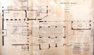 Grand rue 79, Plan 1916