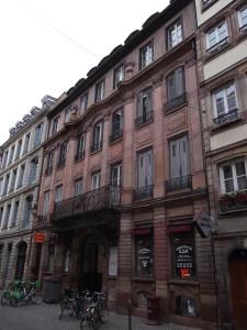 Grand rue 79, façade (mai 2014)