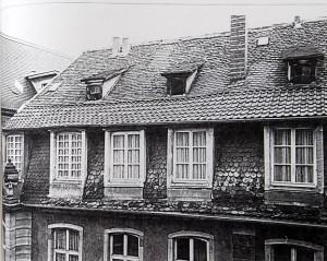 Juifs 27, aile droite, 1991 (photo)