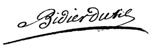 Bidier Dutil (Pierre, 1686)