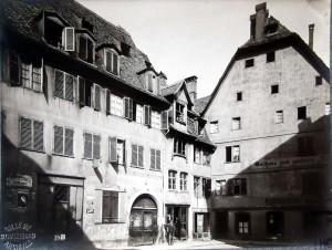 Fossé des Tanneurs, place (1 Fi 21 n° 13)