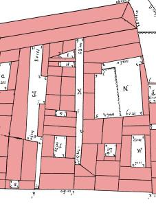 209 Plan (rue du Glaive)