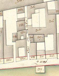 IX 216-224 (Arch. mun.)