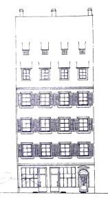 Miroir 2 (dessin de 1949, dossier du MRU, ADBR)