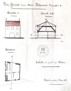 Question n° 1 (1885, 857 W 6)