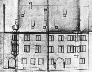 Epine 1 (Elévation, 1707)