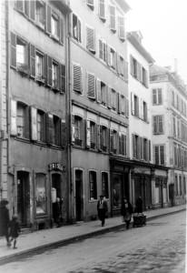 Bateliers, rue 4-6 (1003 W 3 n° 1668)