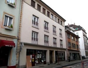 Bateliers (rue) 6, 4 (mai 2014)