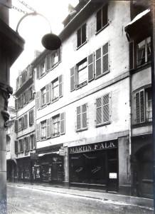 Grand rue 121 (1 Fi 26 n° 14)