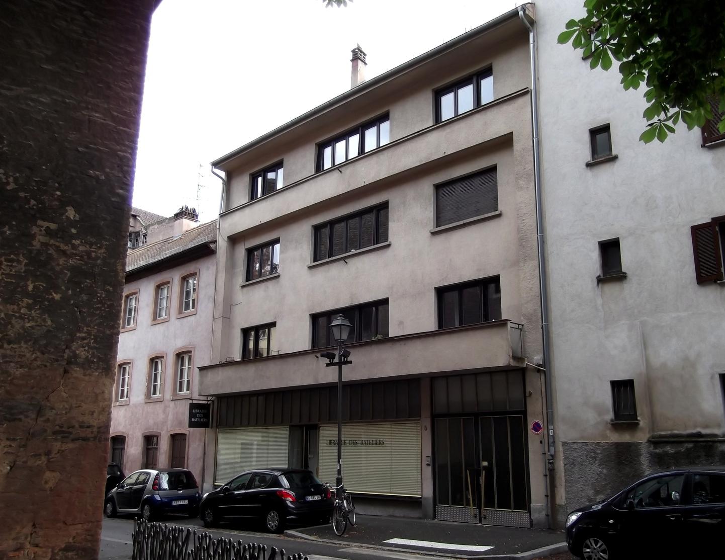 Maisons de strasbourg r sultats de recherche pfundstein for Porte de garage strasbourg