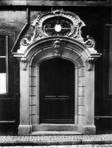 Sainte-Barbe 19 (portail, avant 1924)