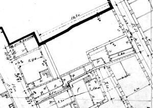 Stampfgasse 24, plan (907 W 161)
