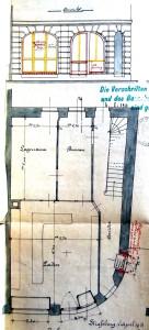 Etal 5, plan de 1911 (782 W 250)