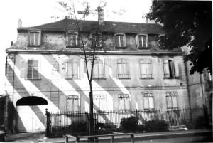 Foin 3, façade (1 Fi 150)