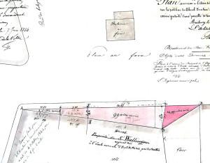 Plan de 1855 (233 MW 785)