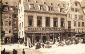 Vieux Marché aux Poissons, la Mauresse