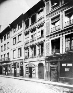 Grande rue de la Grange 24-28 (1 Fi 20 n° 1)