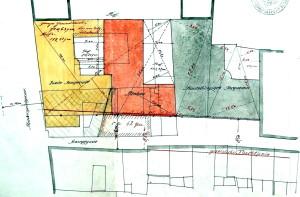 Plan, projet Jacquemin, 1910 (815 W 187)