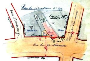 Vingt-deux-novembre 17 (plan, 1937)
