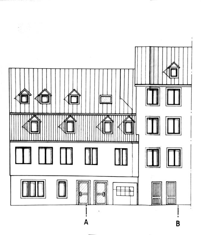 Maisons de Strasbourg » 7, rue du Faubourg de Pierre