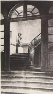 MRU, Veaux 5, escalier