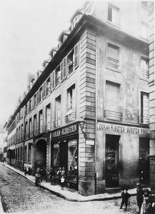 MRU, Veaux 5, façade