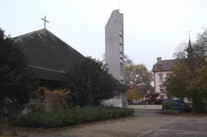Saint-Urbain, église (novembre 2014