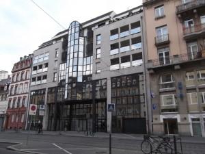 Faubourg de Saverne 30-32 (mars 2015)