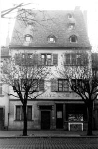 Faubourg de Saverne 32 (AMS, 1003 W 2, n° 697)