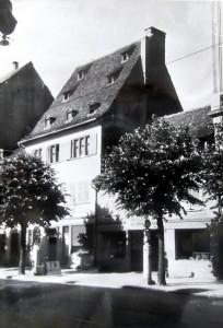 Faubourg de Saverne 32 (Falckenstein, 1 Fi 84, n° 399)