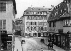 Haute Montée Tannenfels (Winter)