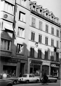 Faubourg de Pierre 37, 1969 (233 MW 734)