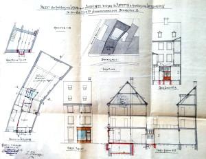 Dessins 1905 (654 W 272)