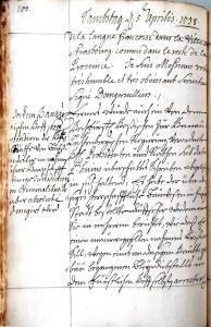 XV, 1738 (3 R 84)-b